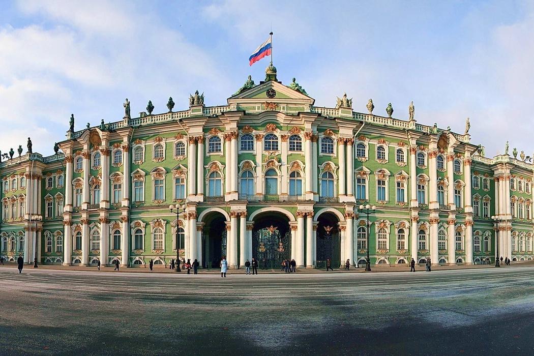 Зимний дворец Петра I, Санкт-Петербург