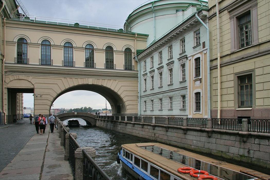 Зимний дворец Петра I