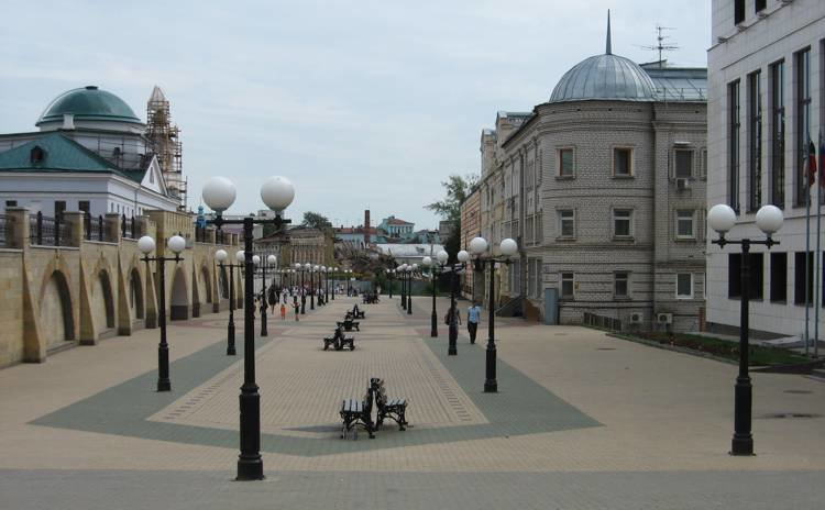 Улица Баумана