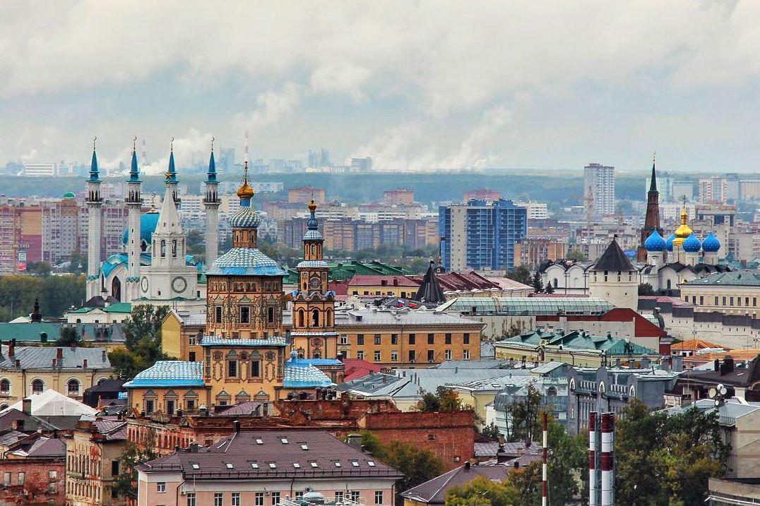 Петропавловский собор Казани