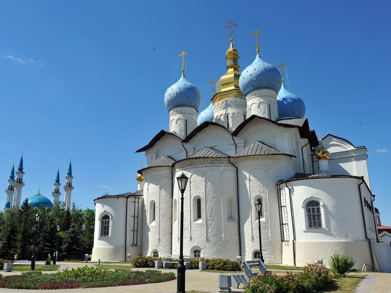 Благовещенский собор Казанского кремля, Казань