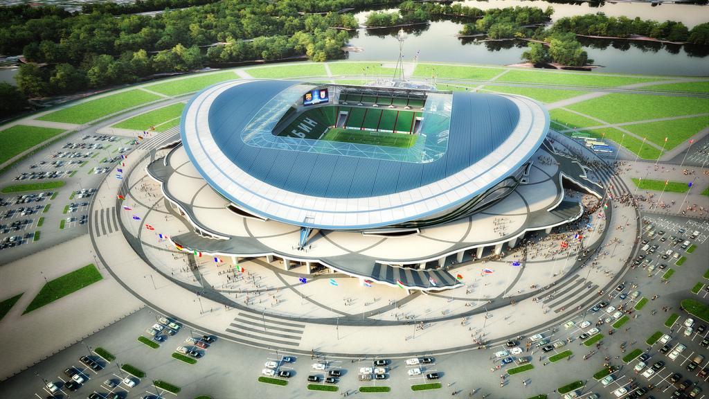 Стадион «Казань Арена», Казань