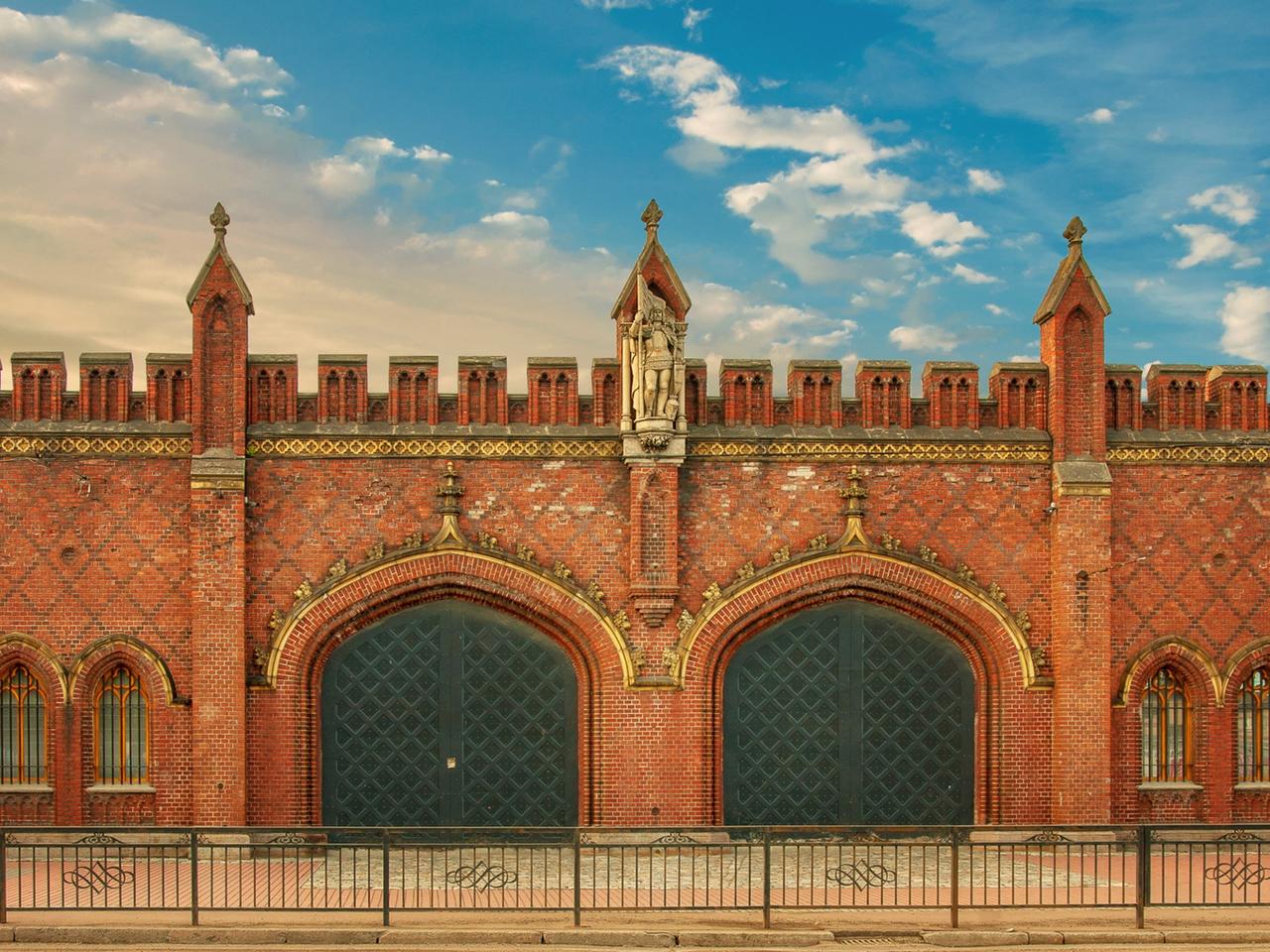 Фридландские ворота, Калининград