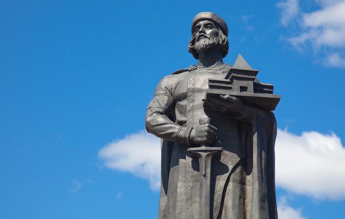 Памятник Ярославу Мудрому, Ярославль