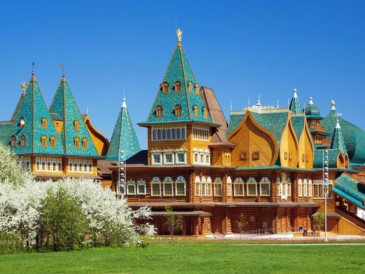 Музей-заповедник «Коломенское», Москва