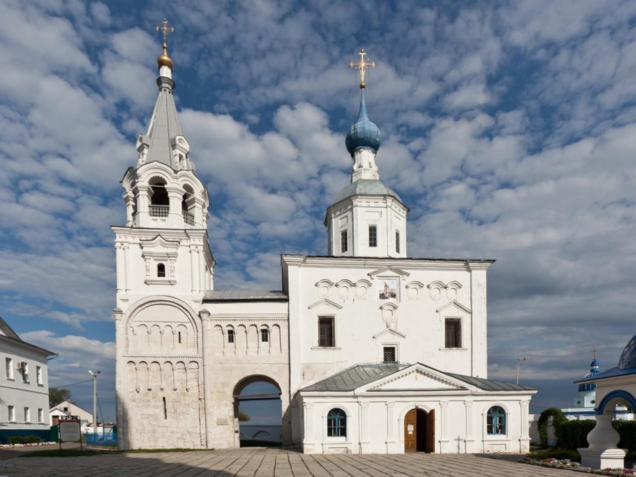 Владимиро-Суздальский музей-заповедник, Владимир
