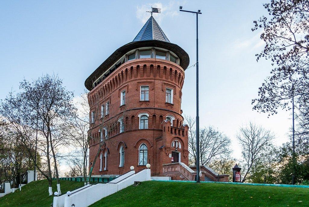 Водонапорная башня, Владимир