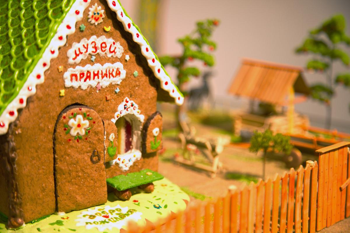 Музей пряника, Владимир