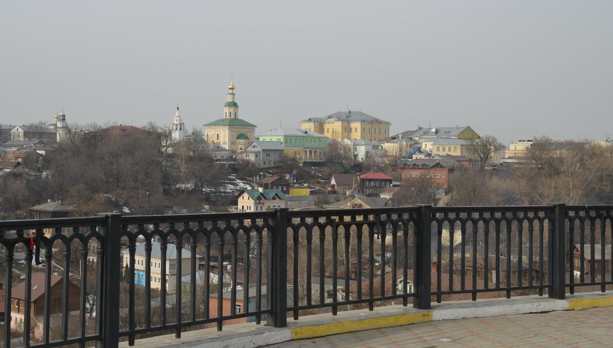 Смотровые площадки Владимира