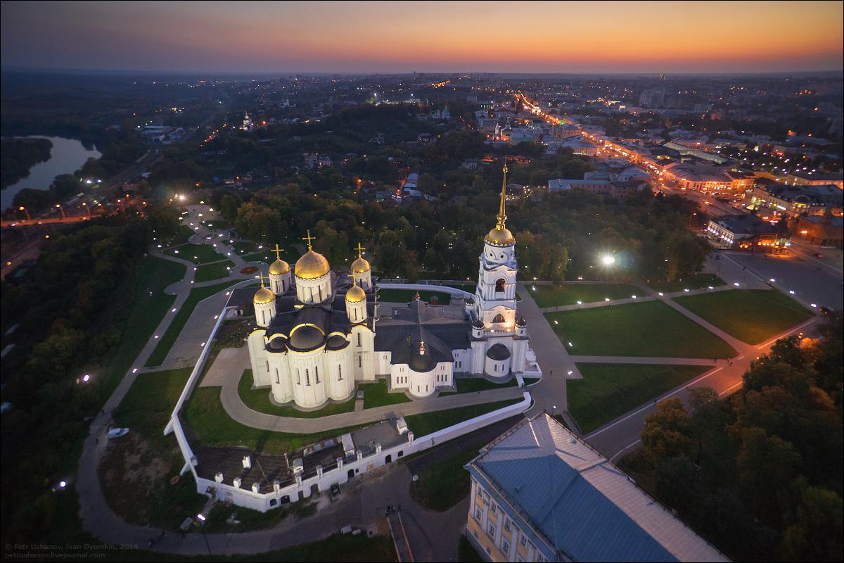 Картинки о городе владимире, открыток