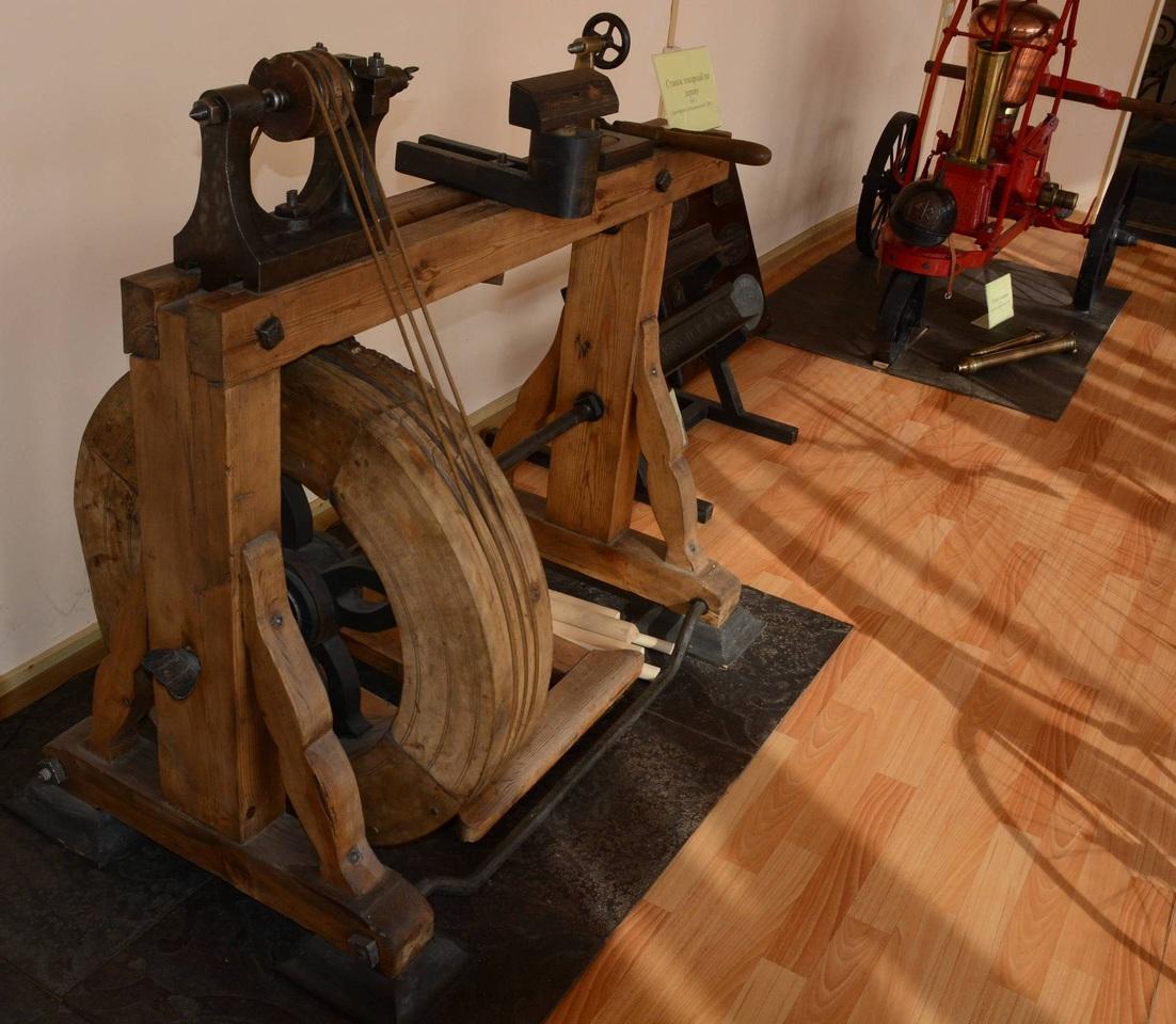 Музей Старинной Техники и Инструментов