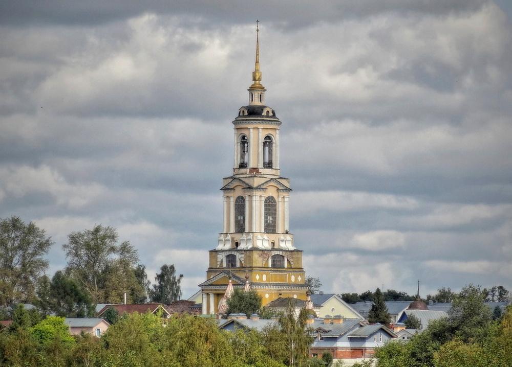 Преподобенская колокольня, Суздаль