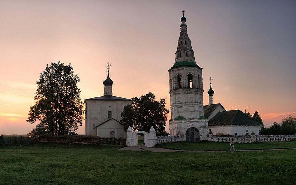 Церковь Бориса и Глеба в Кидекше, Суздаль