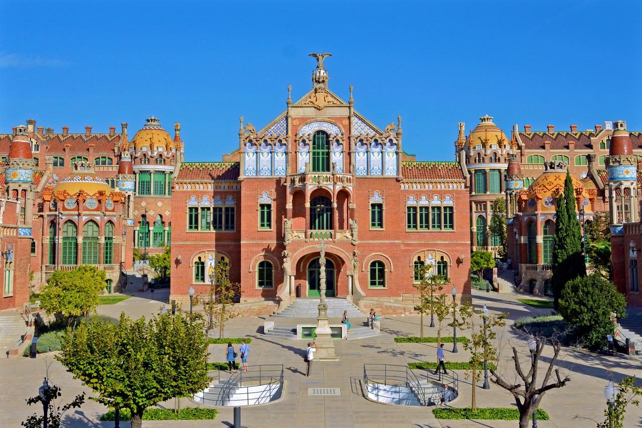 Больница Сан Пау