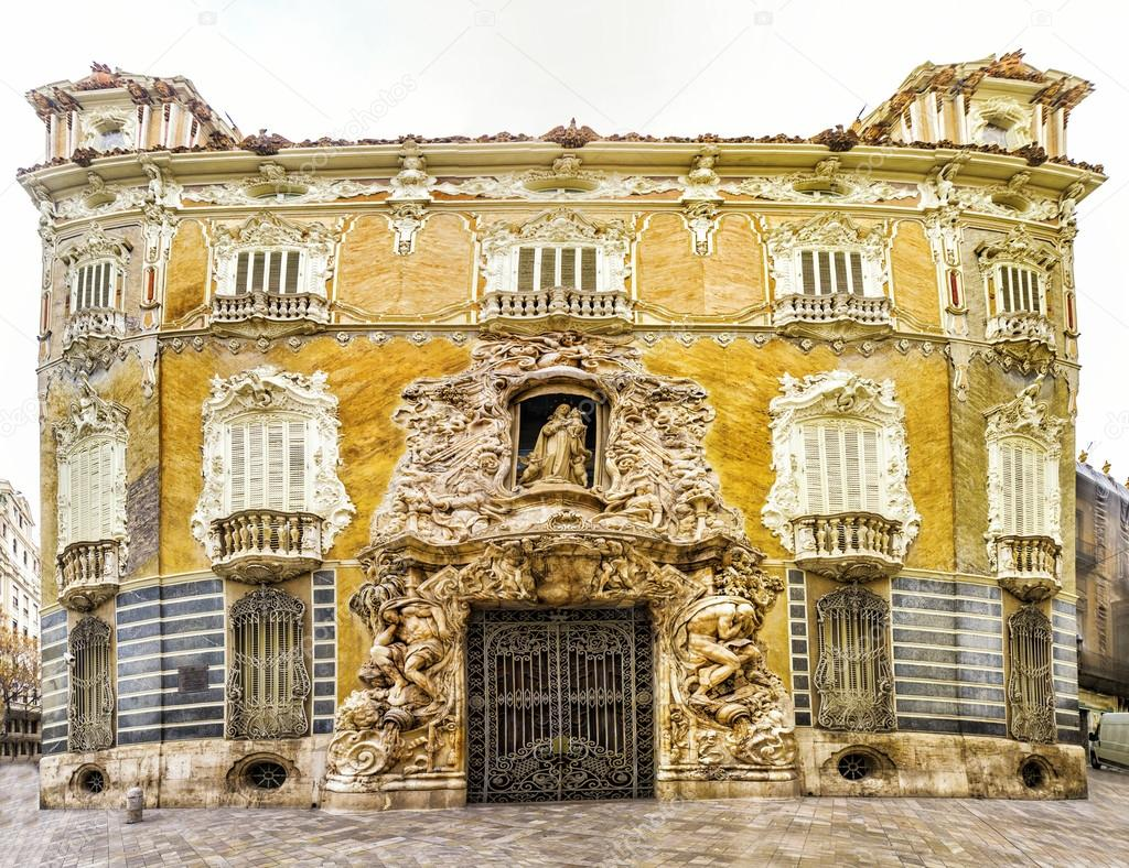 Дворец маркизов Дос-Агуас