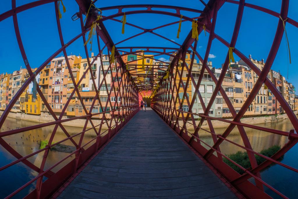 Мост Эйфеля, Жирона