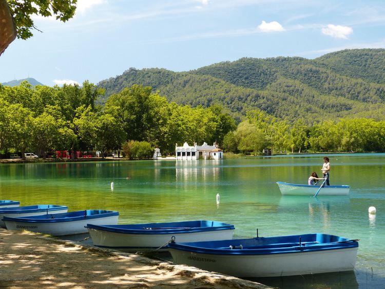 Озеро Баньолес