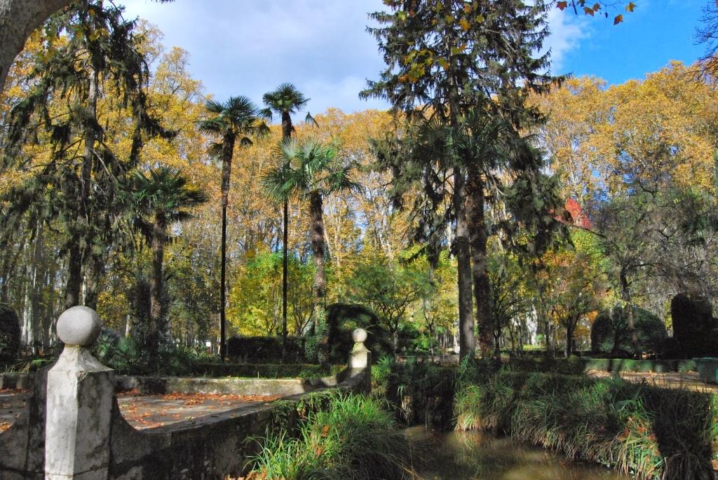 Парк де ла Девеса