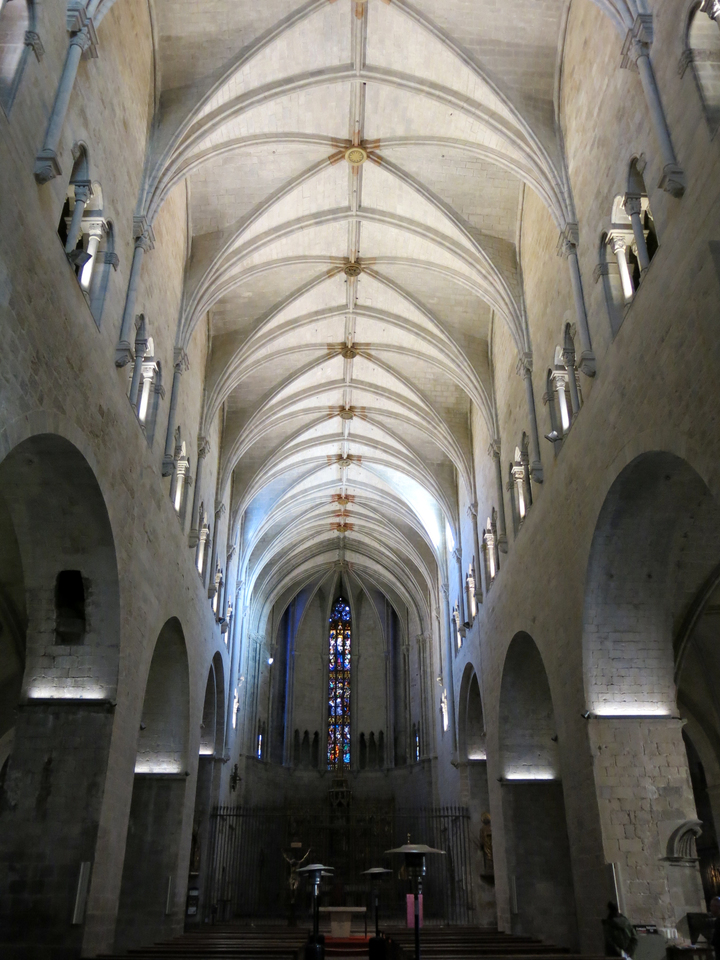 Церковь Сан-Фелиу