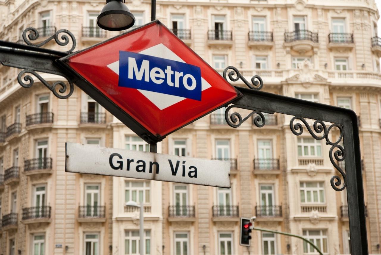 Мадридский метрополитен, Мадрид