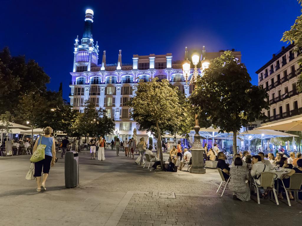 Площадь Санта-Ана