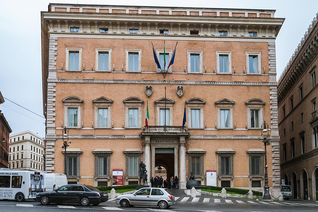 Римский дом под Палаццо Валентини