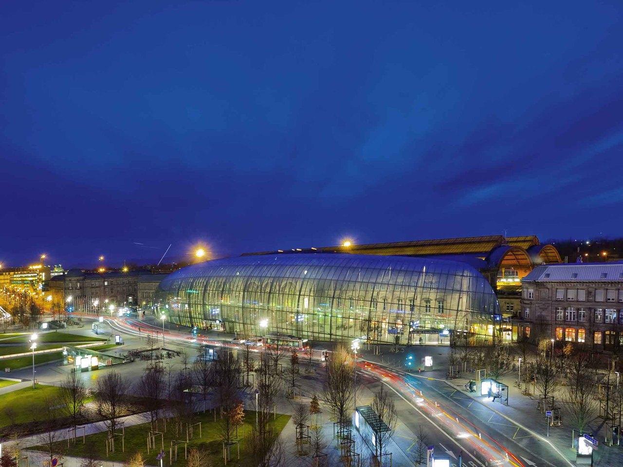 Страсбургский вокзал