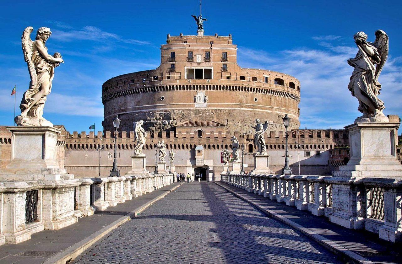 Замок Святого Ангела, Рим
