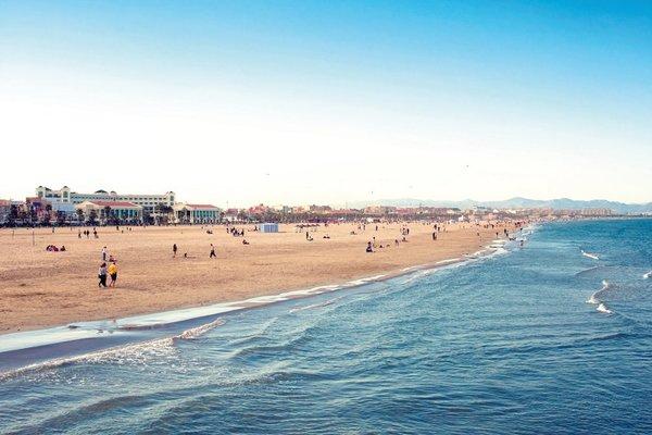 Пляж Мальварроса