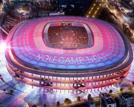 Стадион «Камп Ноу»