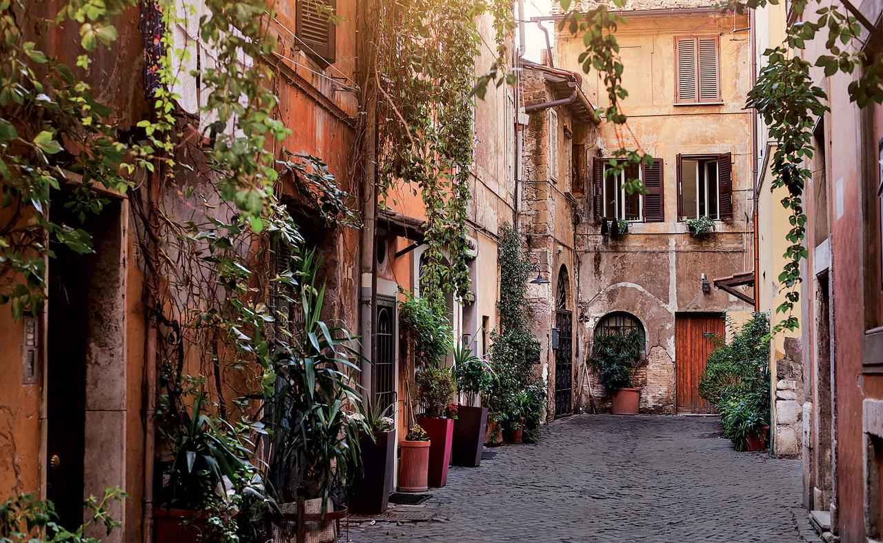 Трастевере, Рим