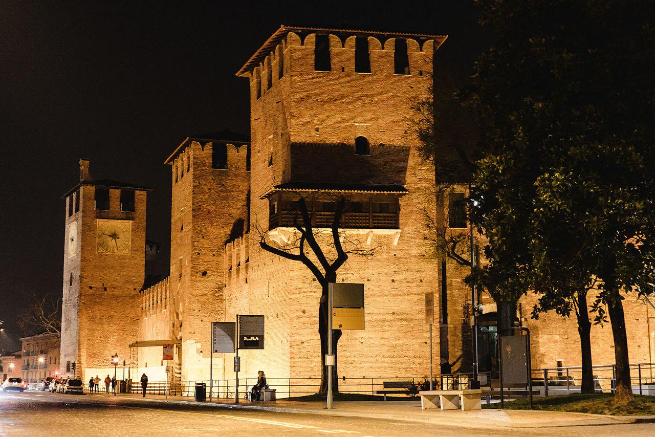 Городской музей Кастельвеккио
