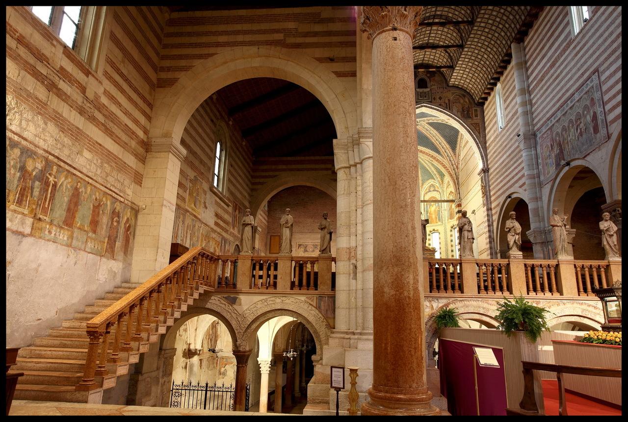 Базилика Сан-Дзено Маджоре