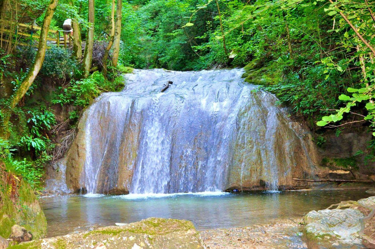 Парк водопадов