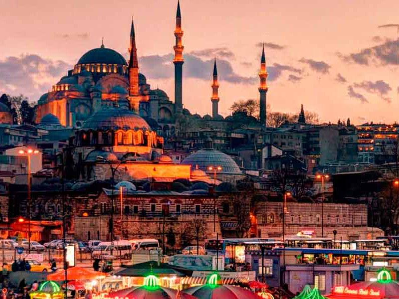 Достопримечательности Турции: фото и описание