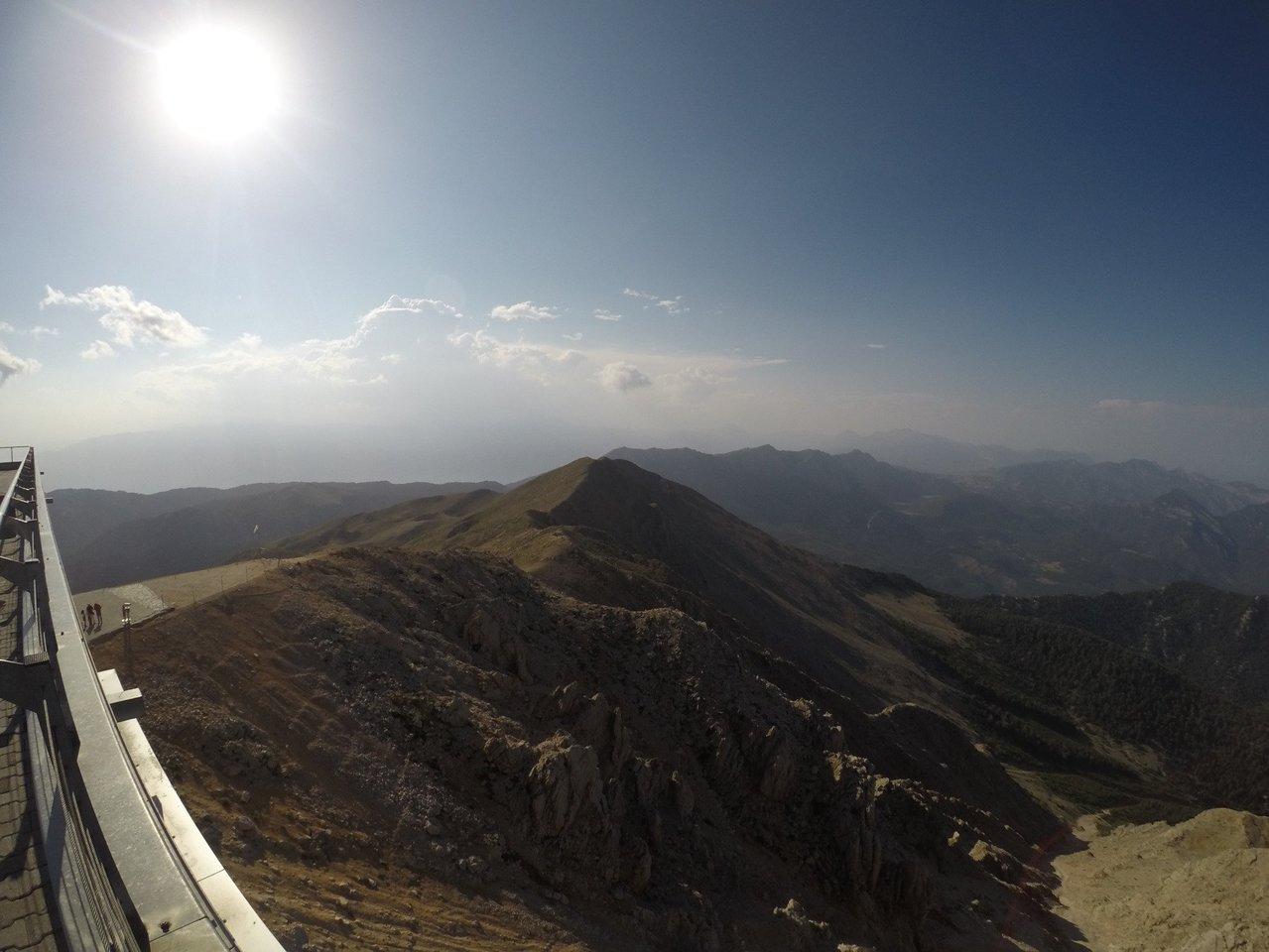 Канатная дорога Олимпос