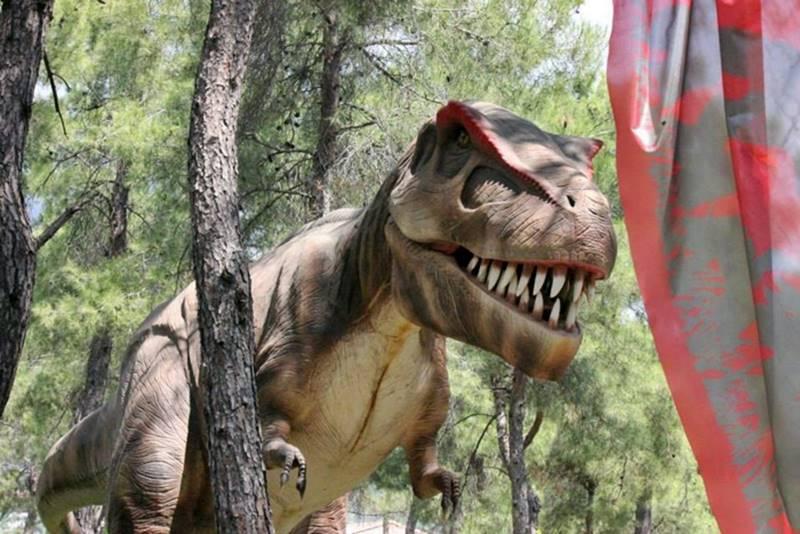 Парк динозавров в Кемере (Динопарк), Кемер