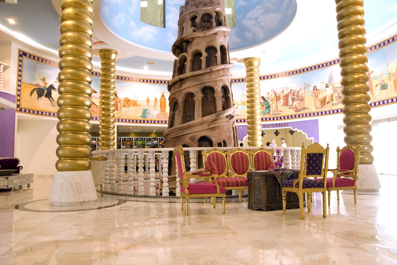 СПА-центр Babel Palace