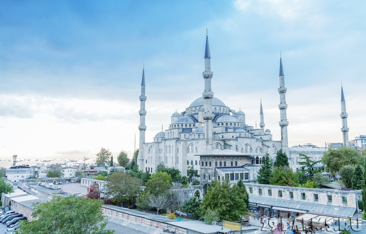 Голубая мечеть (Мечеть Султанахмет), Стамбул