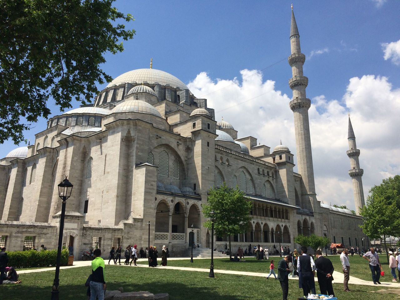 Мечеть Сулеймание, Стамбул
