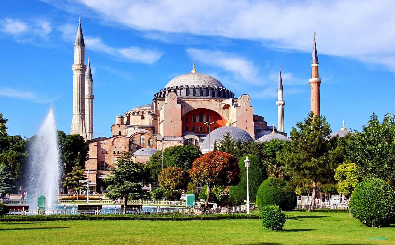 Собор Святой Софии (Музей Айя-София), Стамбул