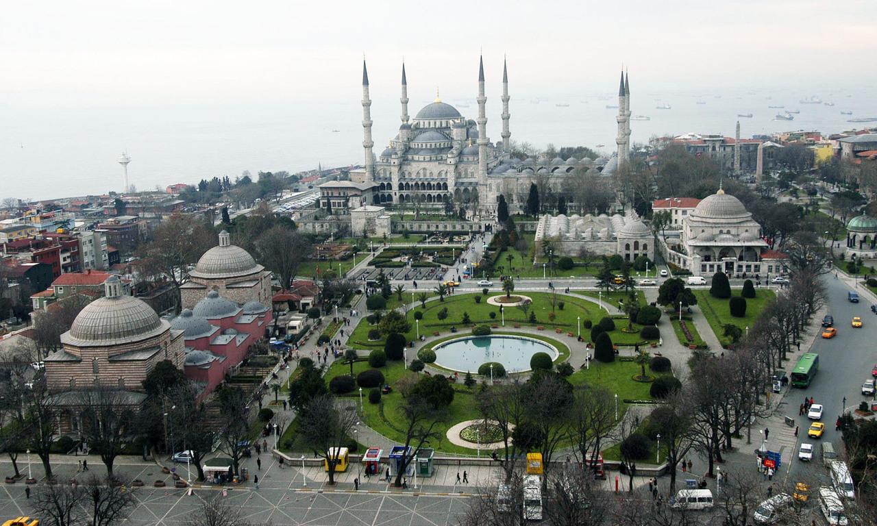 Район Султанахмет, Стамбул