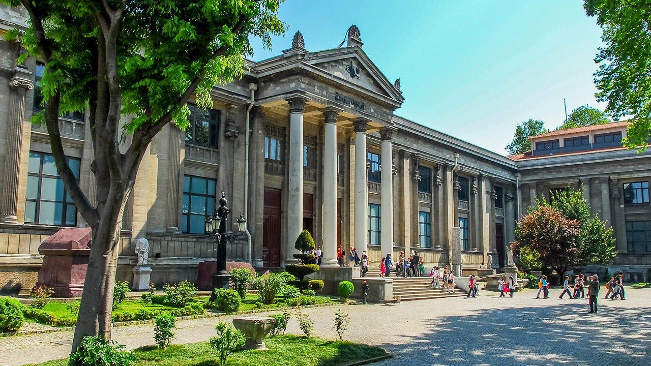 Археологический музей Стамбула, Стамбул