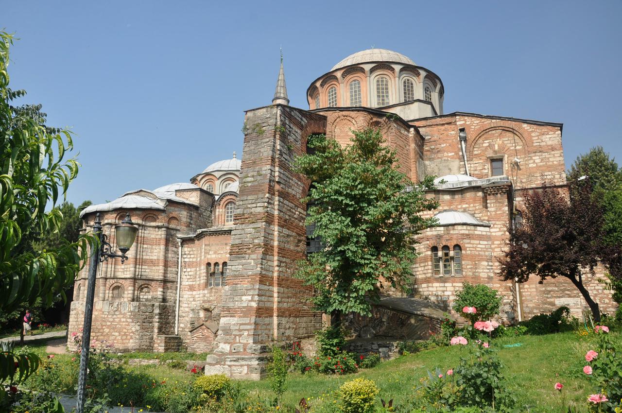 Монастырь Хора (Музей Карие), Стамбул