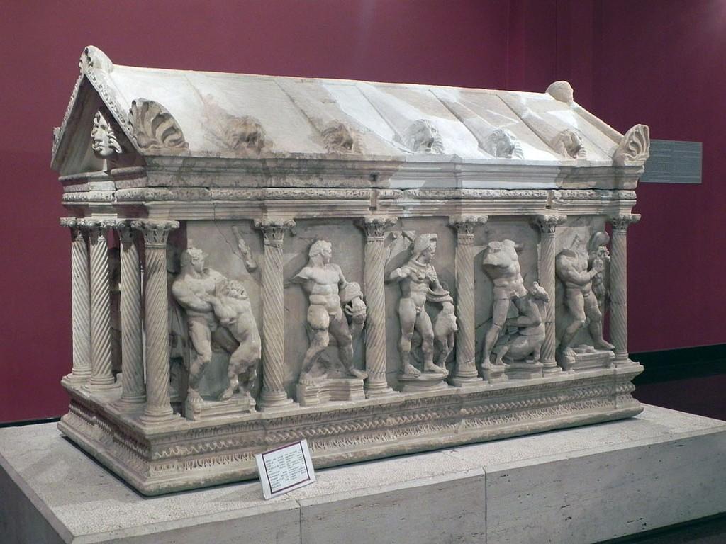 Археологический музей Антальи