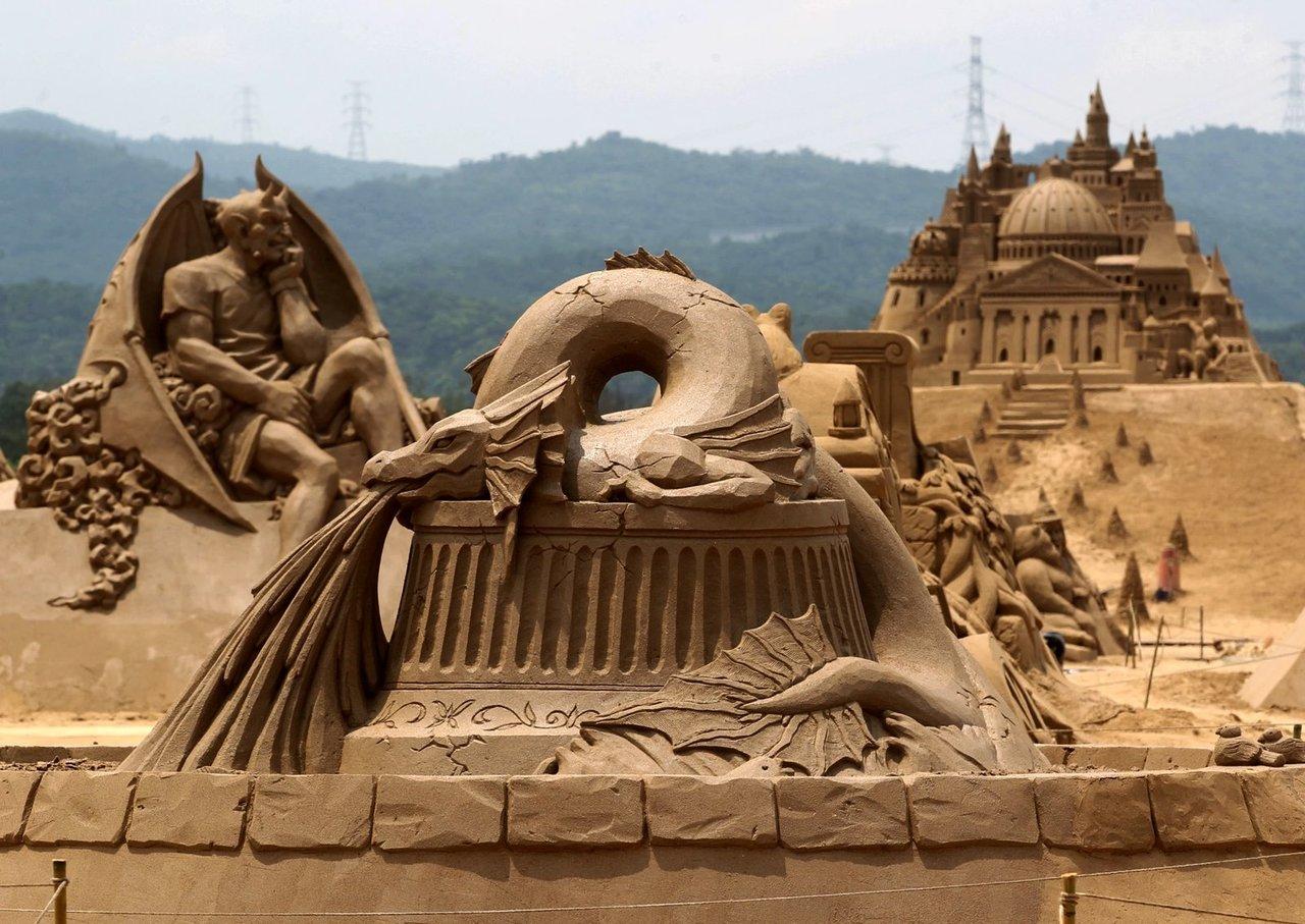 Музей песчаных фигур Sandland, Анталья (Анталия)