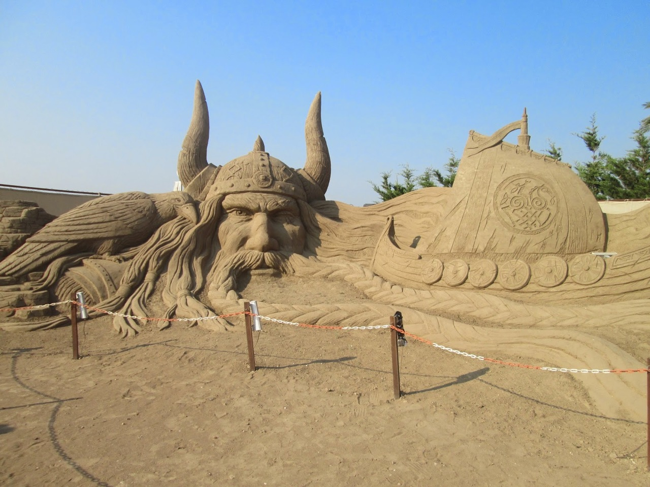 Музей песчаных фигур Sandland