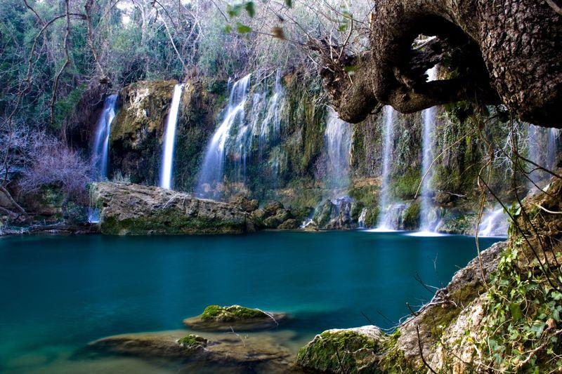 Природный парк и водопад Куршунлу, Анталья (Анталия)