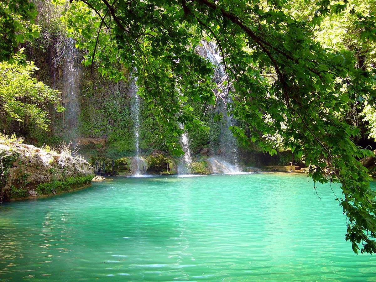 Природный парк и водопад Куршунлу