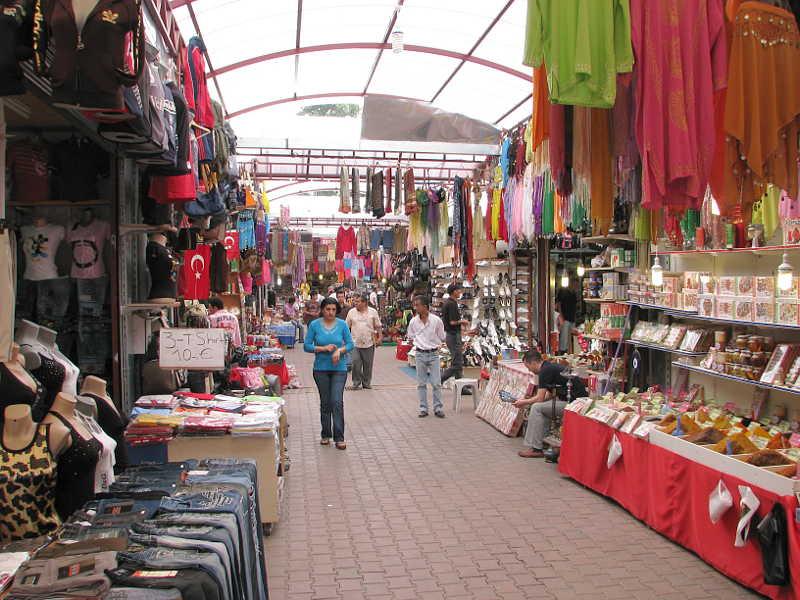Базар в Анталье